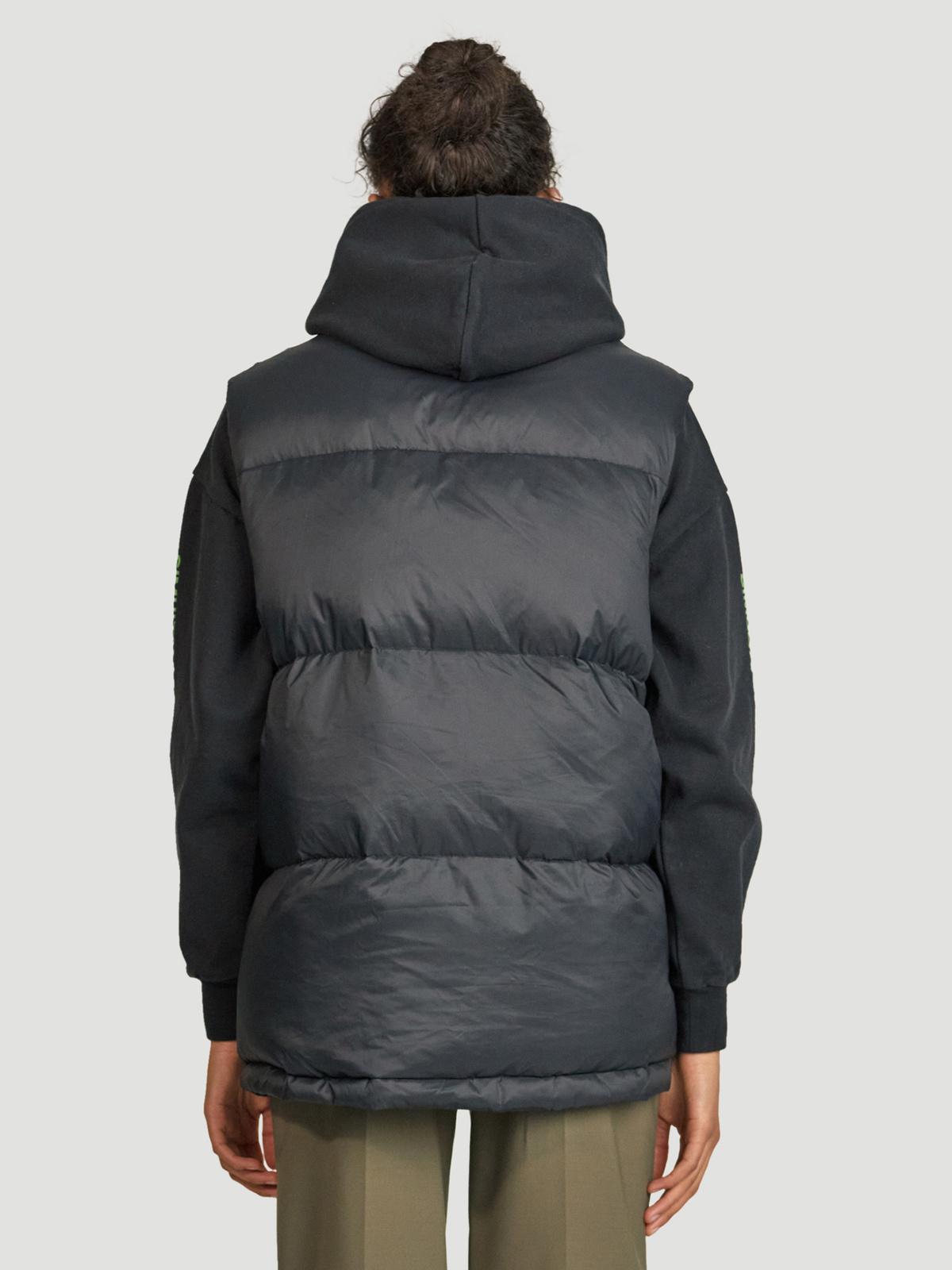 Ail Unisex Down Vest  Black 6