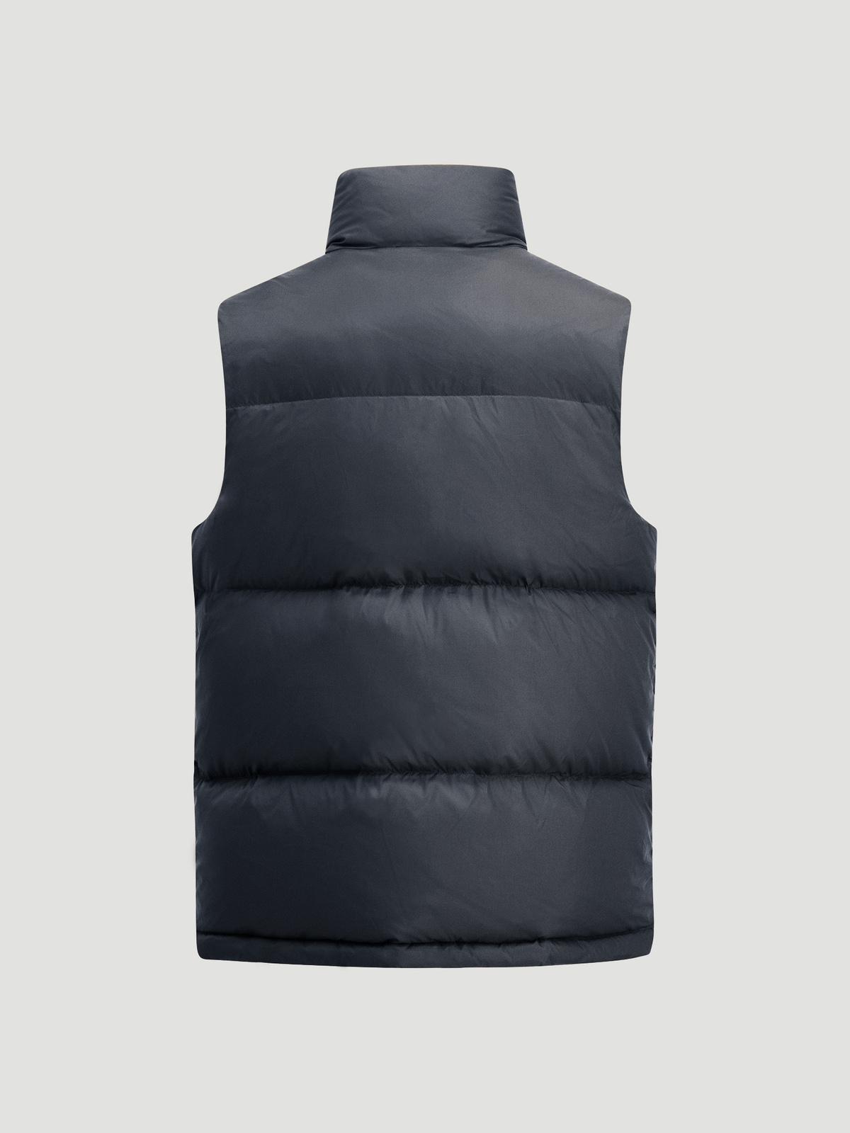 Ail Unisex Down Vest  Black 9
