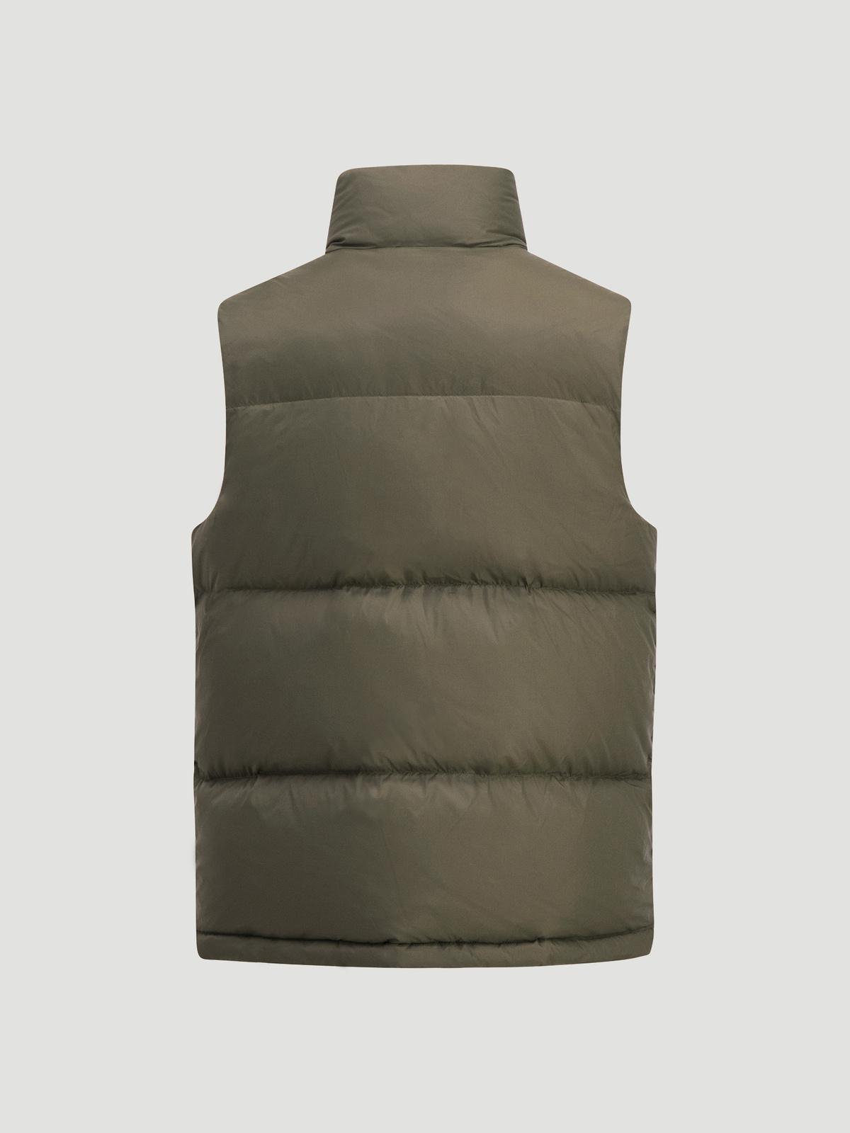 Ail Unisex Down Vest  Army 10