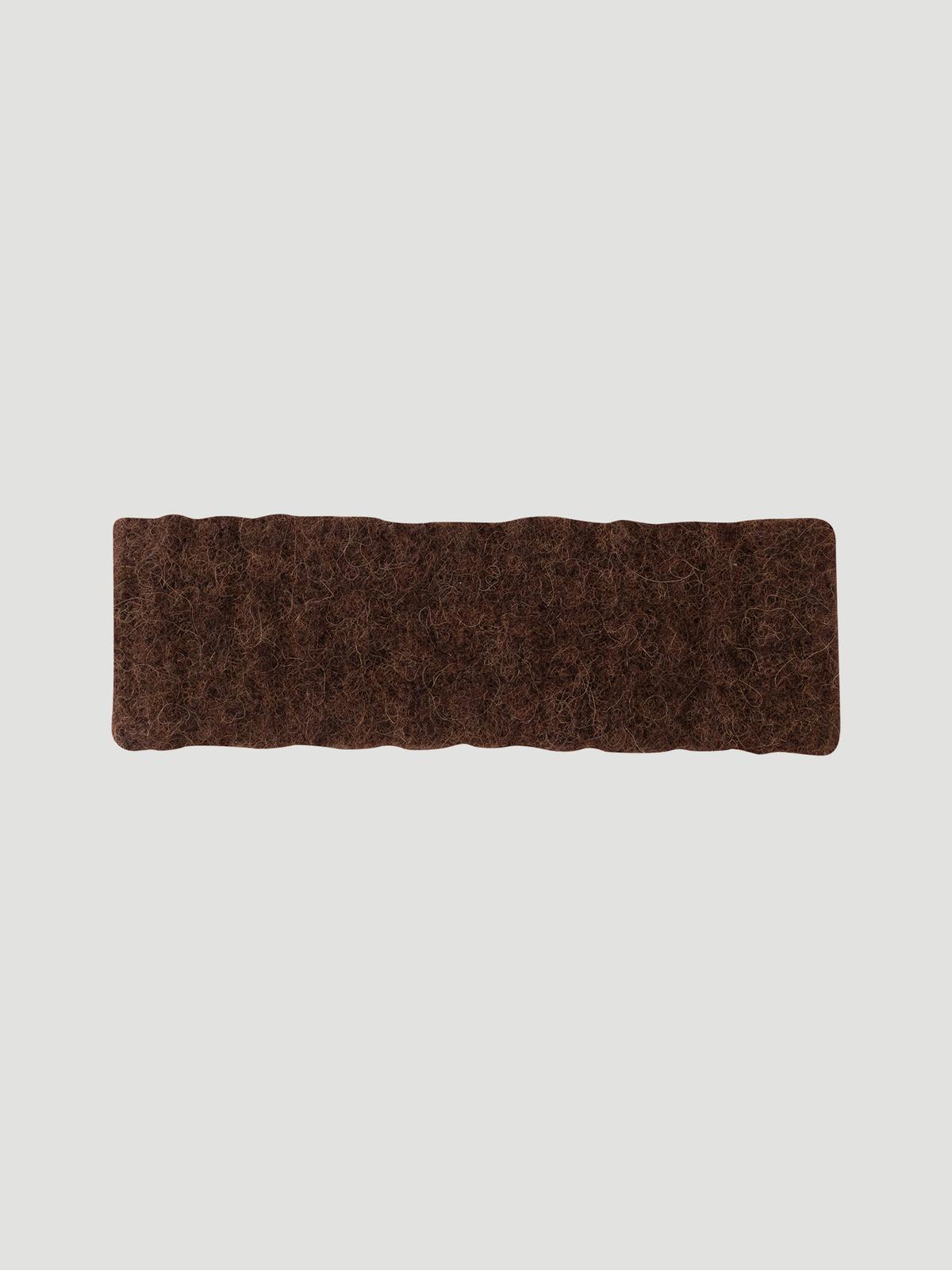 Aleah Headband  Brown 1