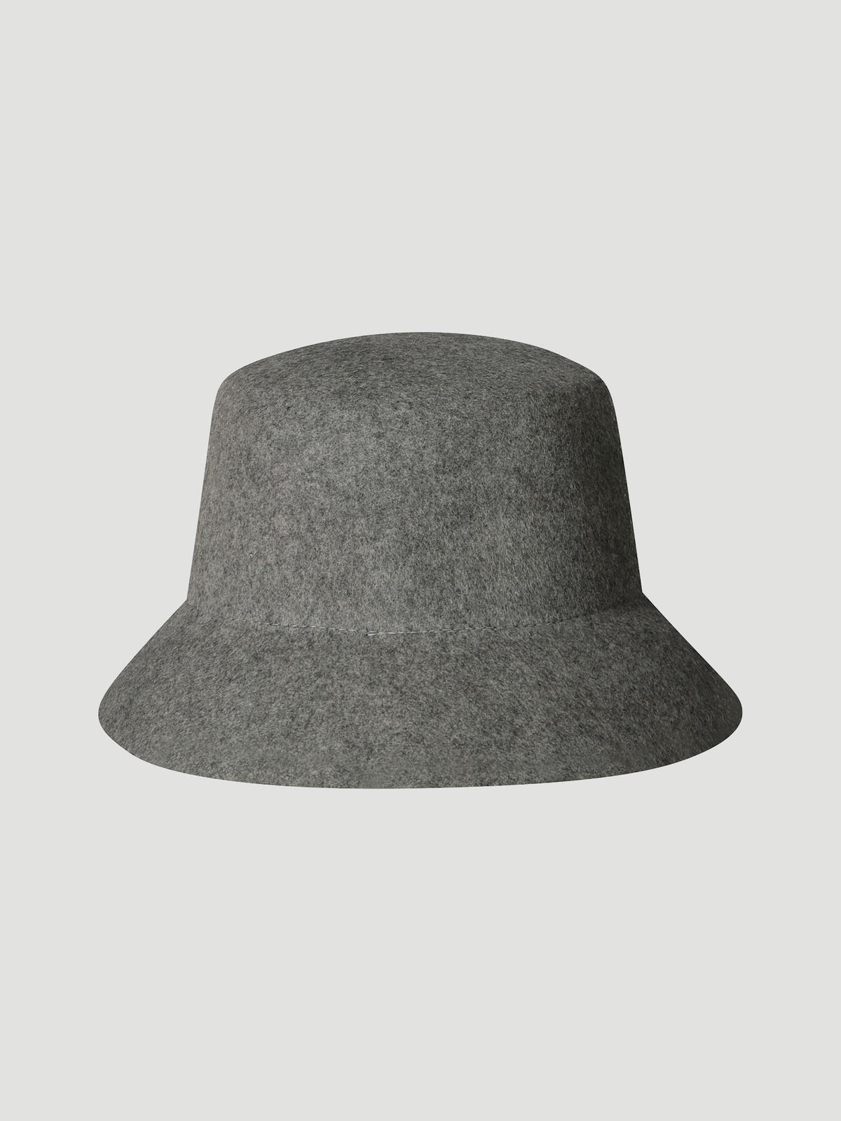 Greger Bucket Hat  Grey 3