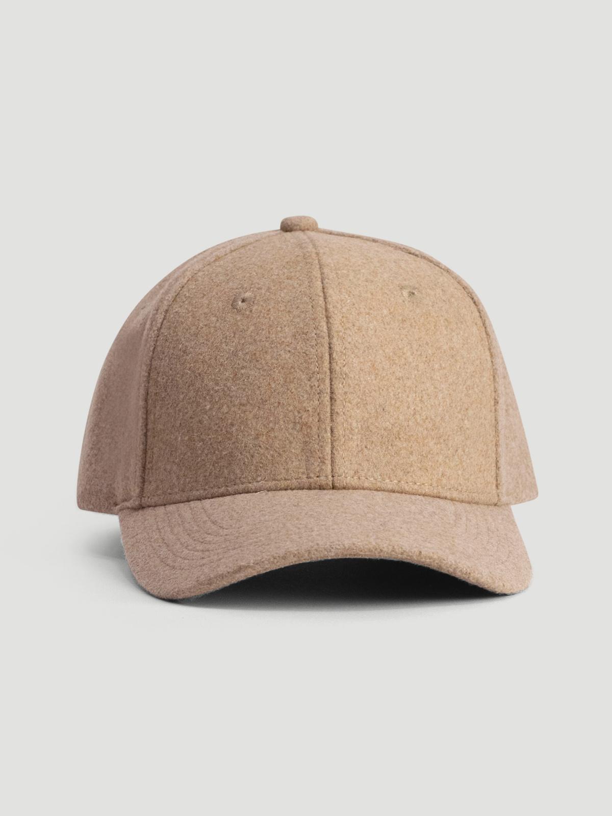 Holzweiler Wool Caps  Beige 3