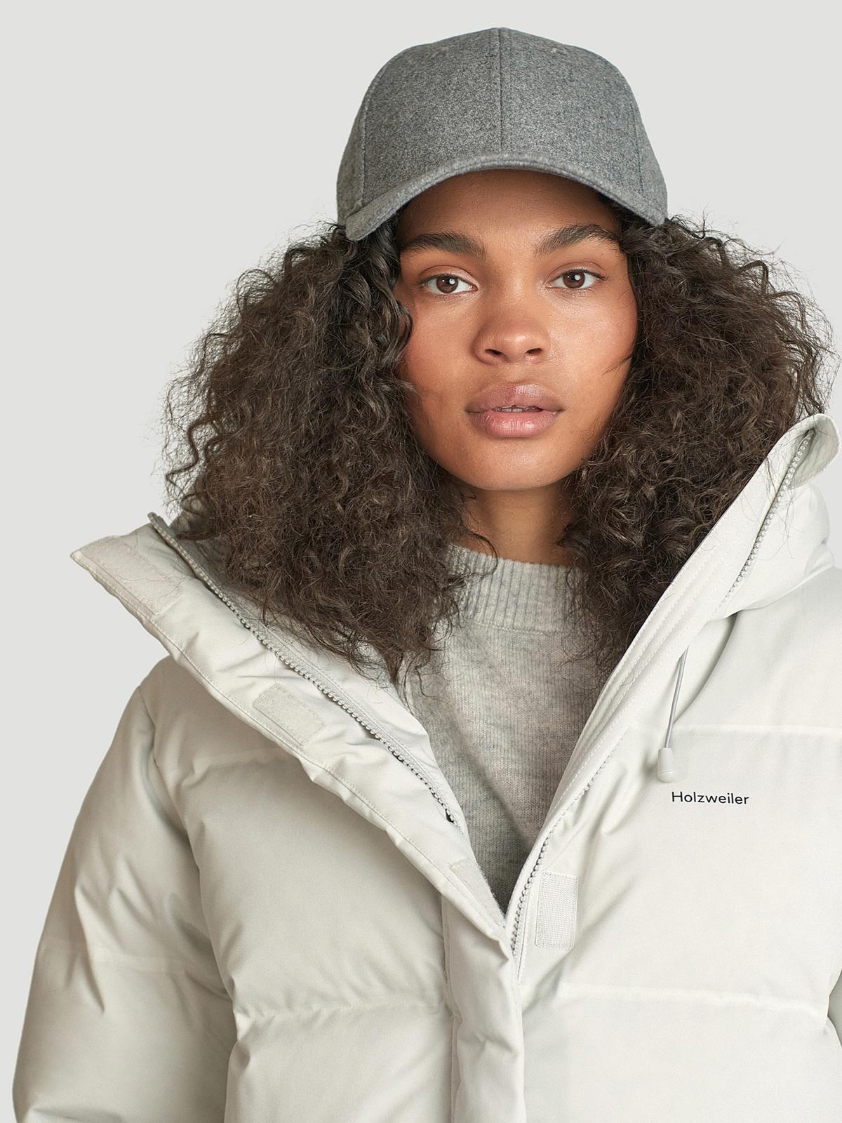 Holzweiler Wool Caps  Grey 1