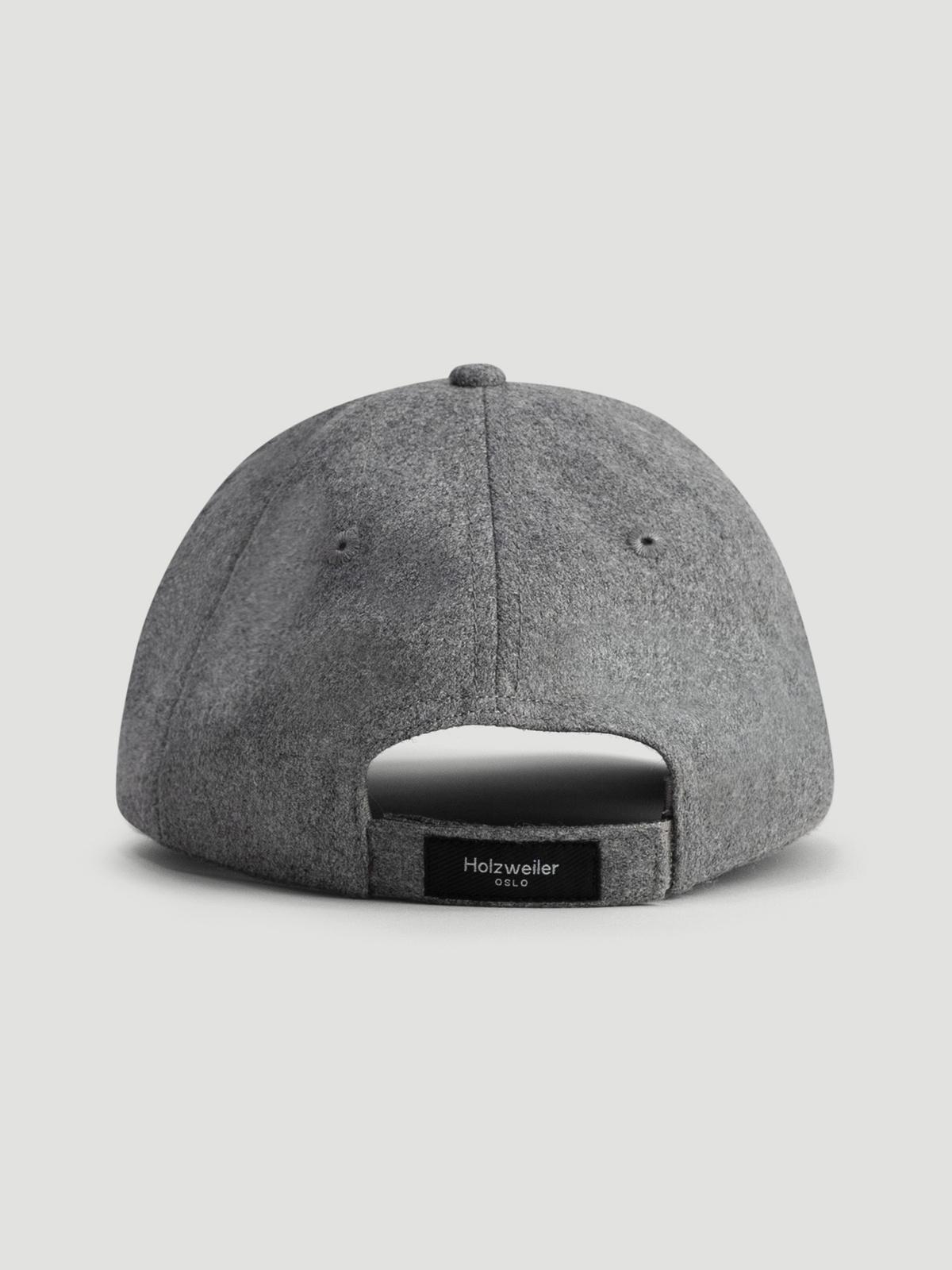 Holzweiler Wool Caps  Grey 5