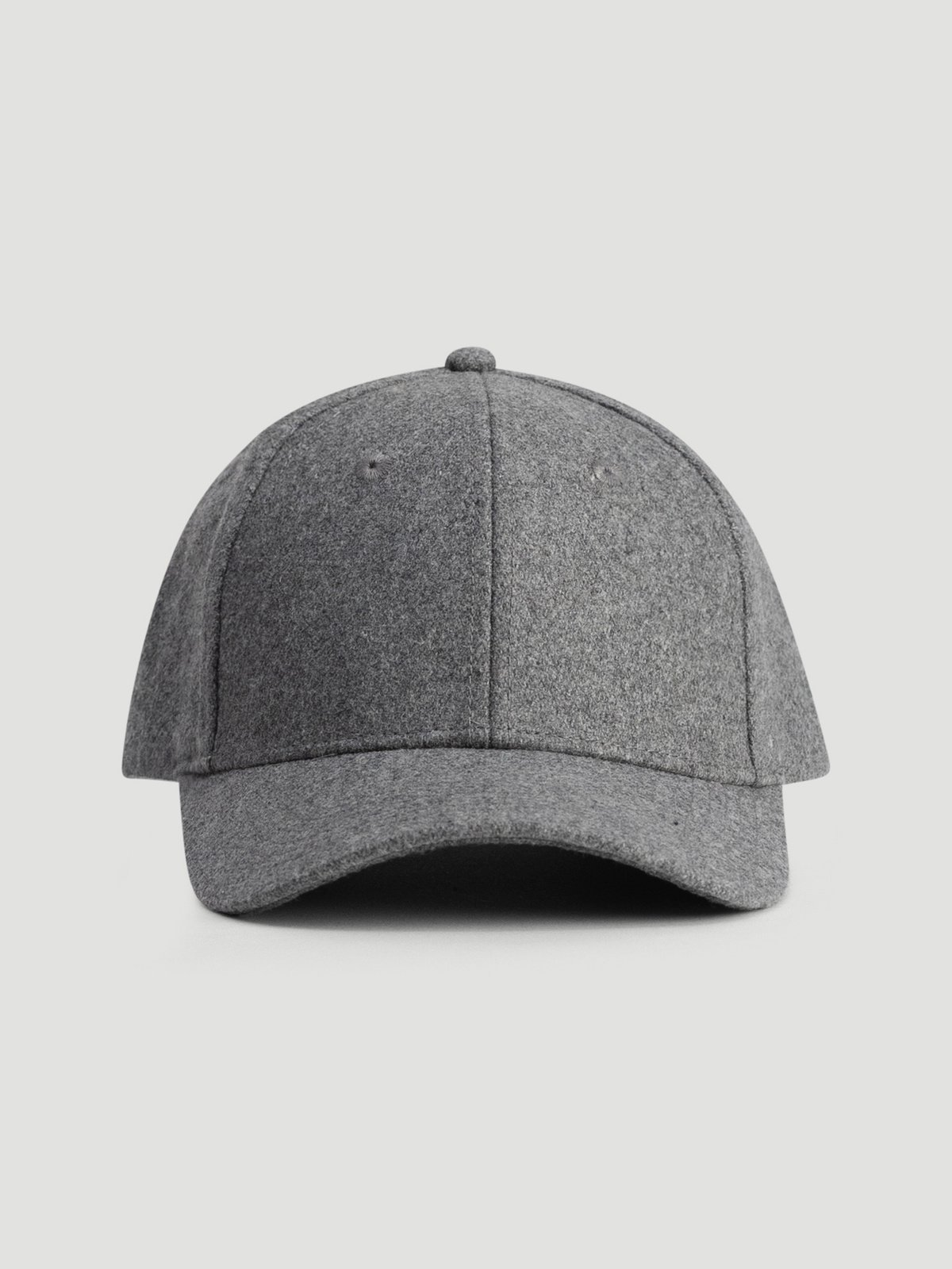Holzweiler Wool Caps  Grey 4