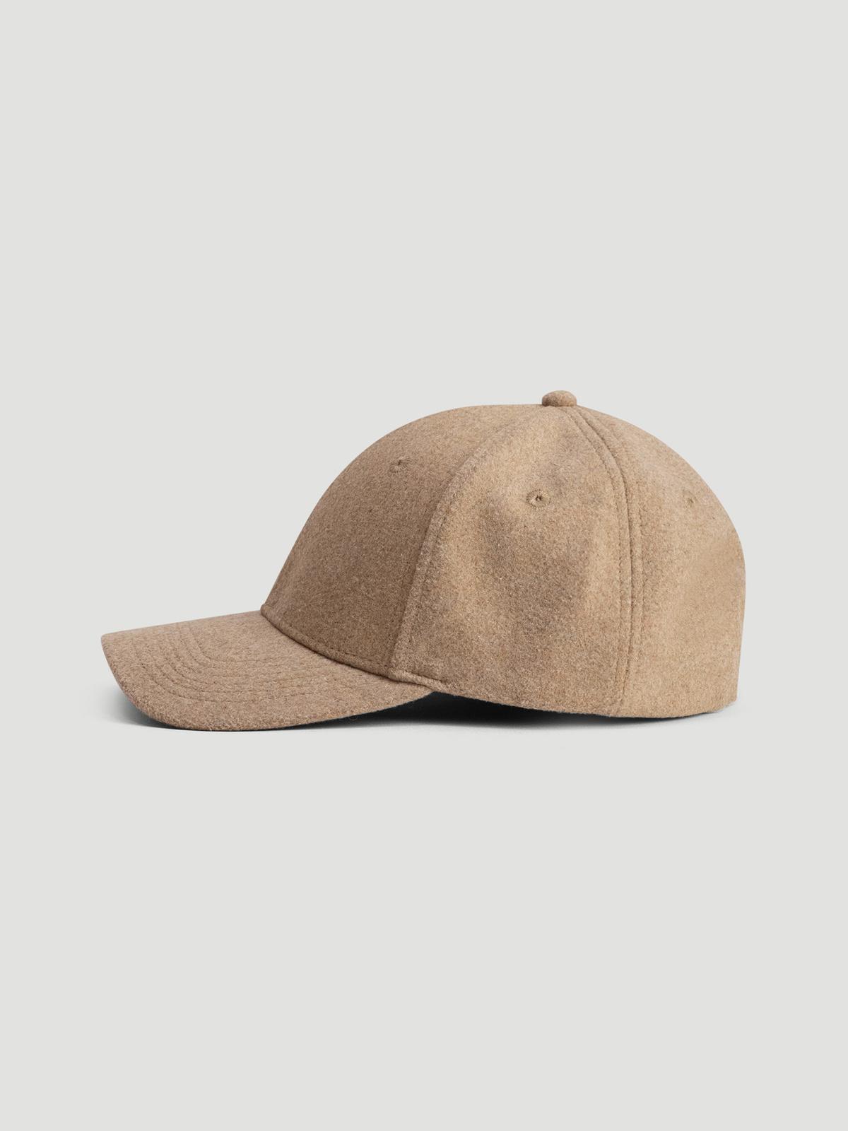 Holzweiler Wool Caps  Beige 0