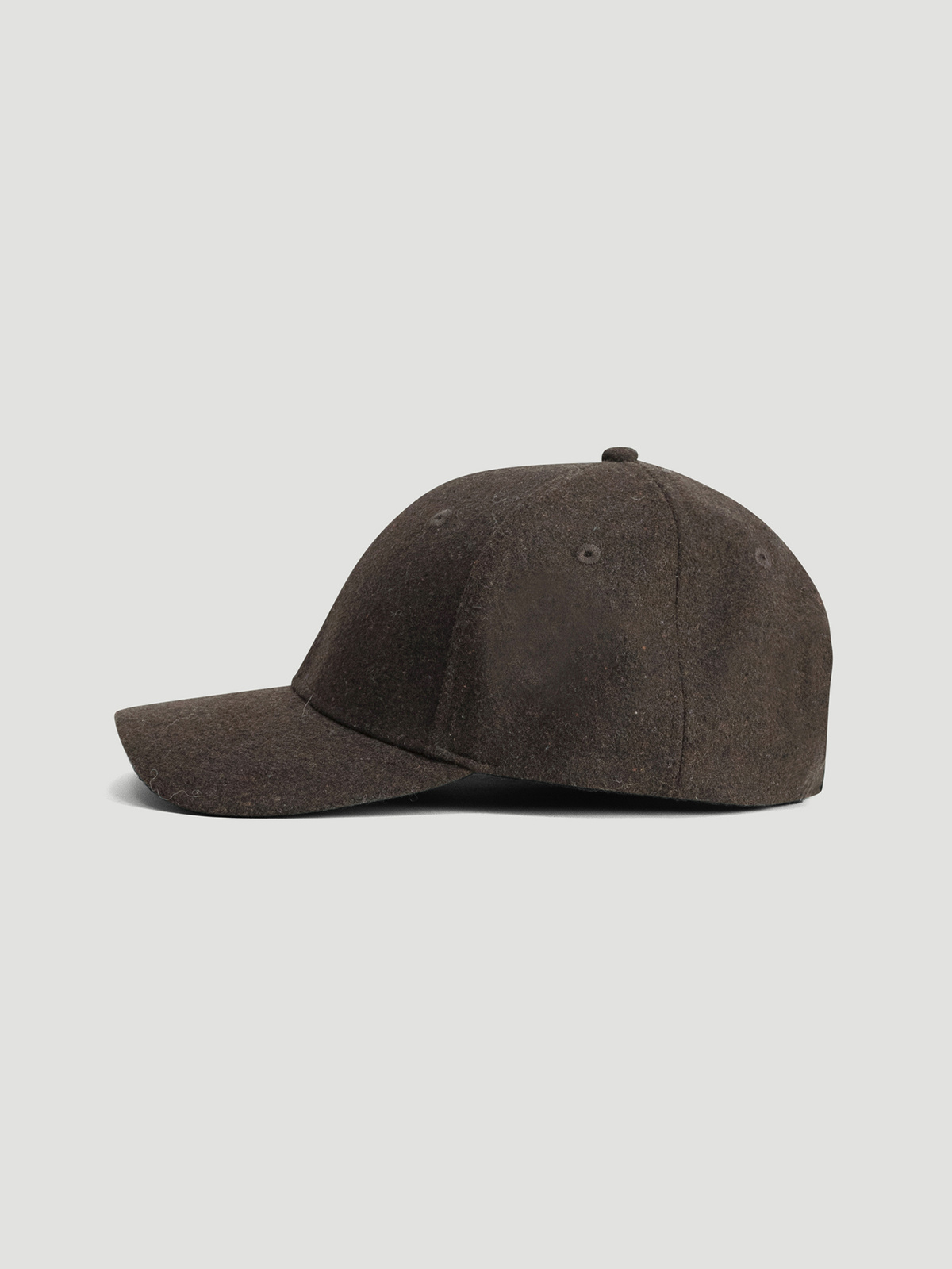 Holzweiler Wool Caps  Dk. Brown 0