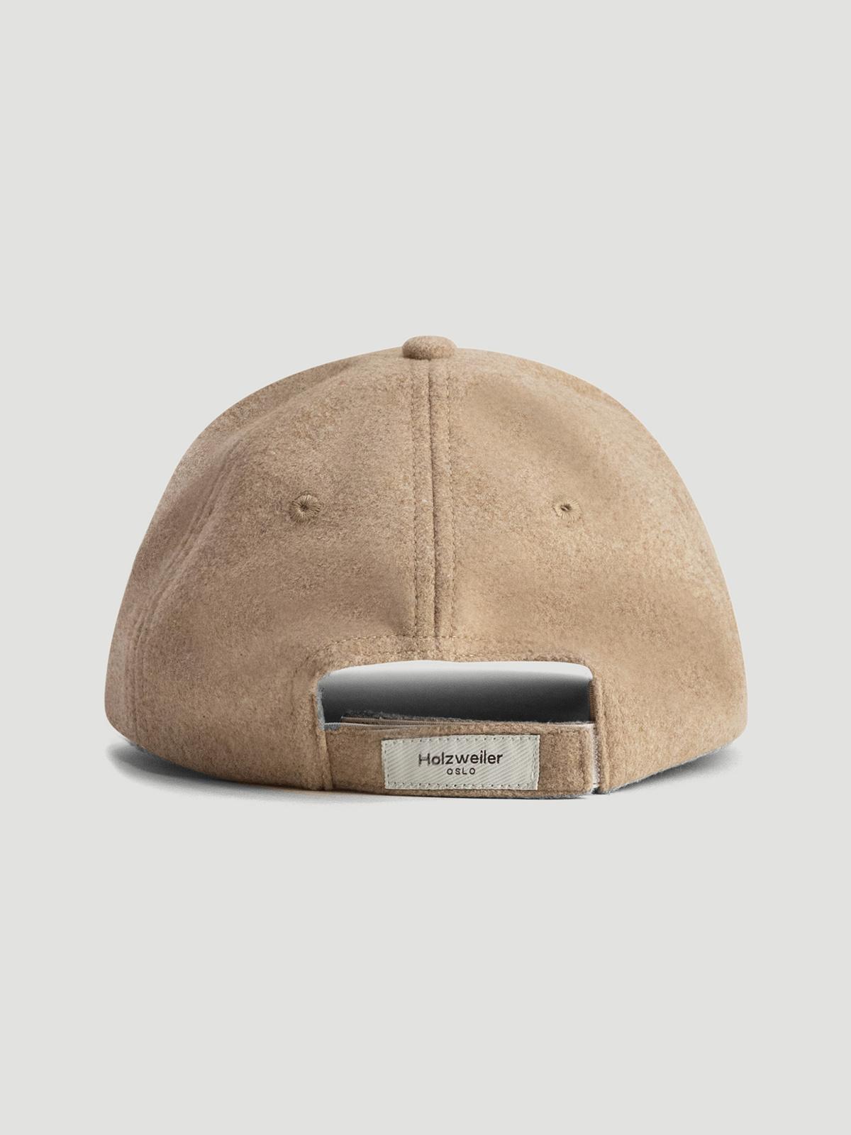 Holzweiler Wool Caps  Beige 4