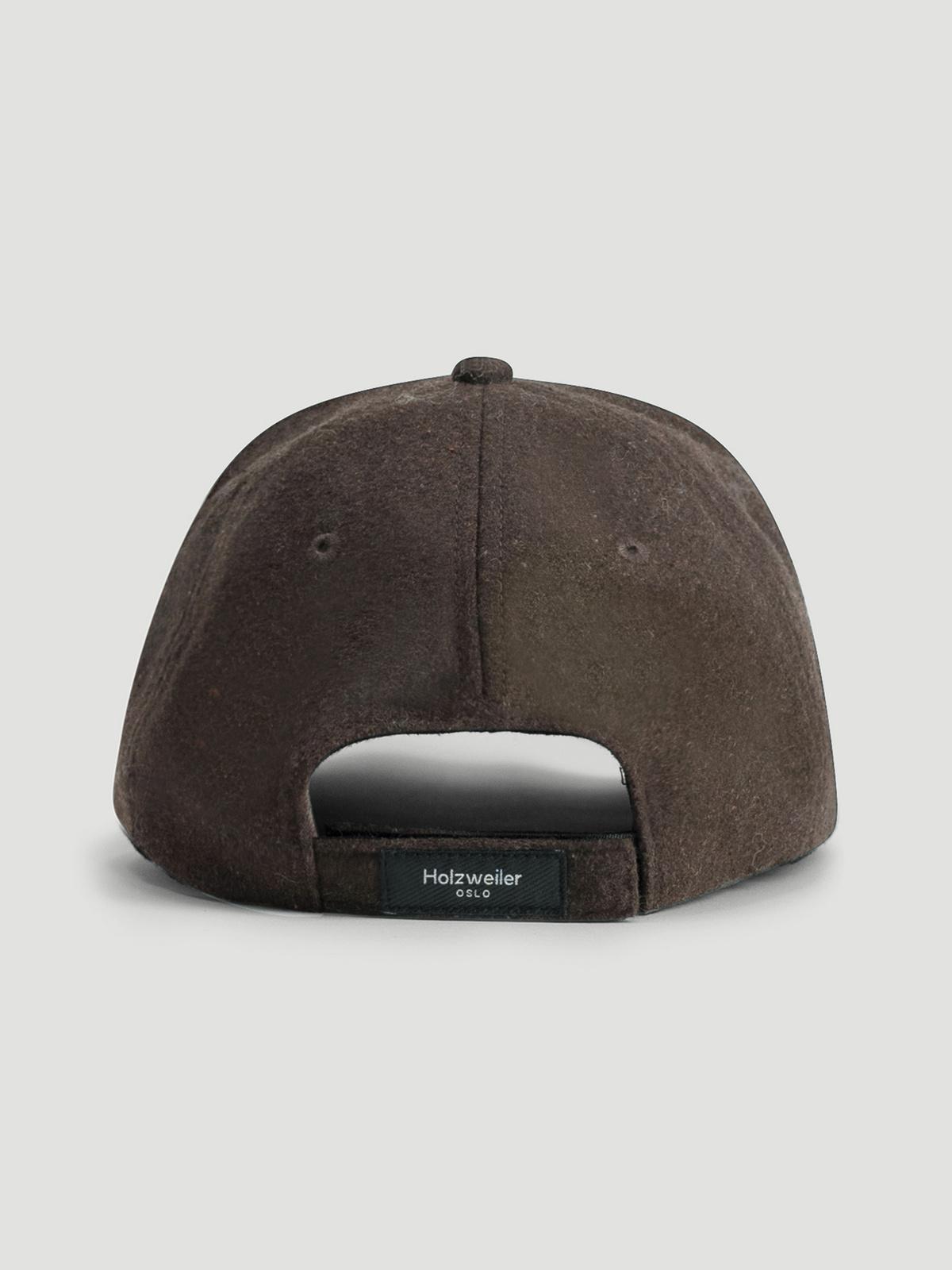 Holzweiler Wool Caps  Dk. Brown 4