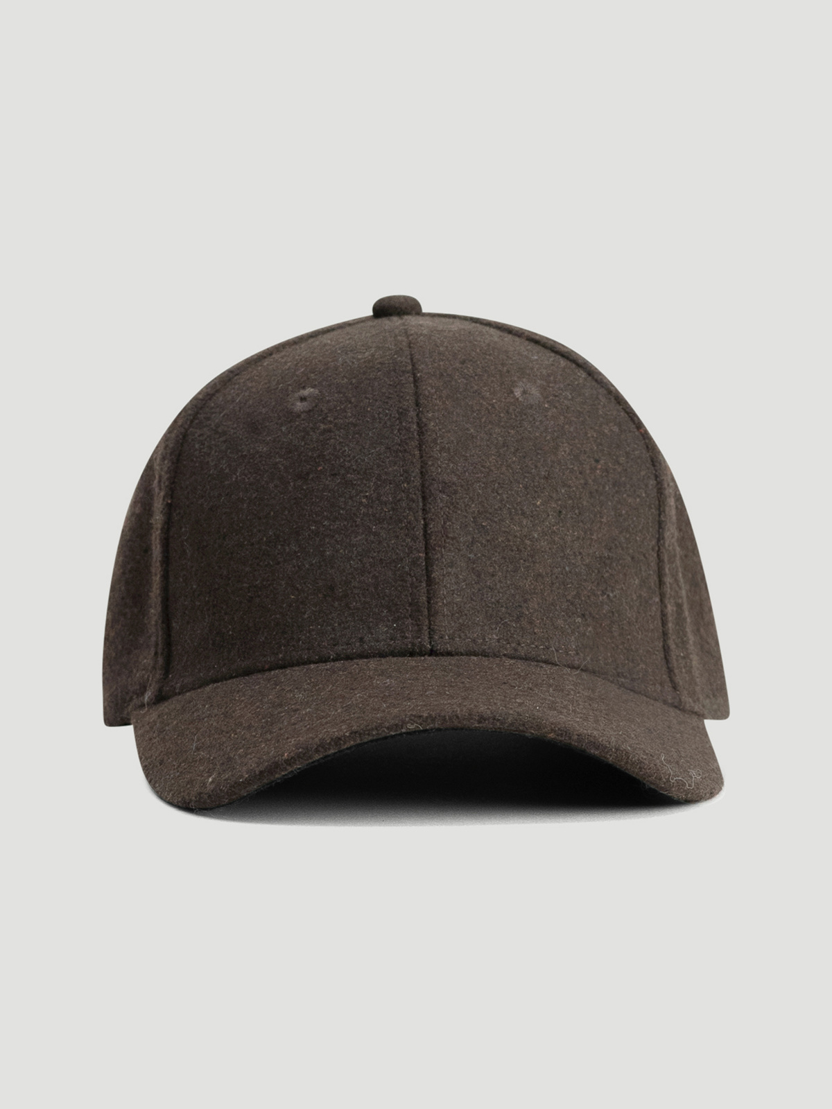Holzweiler Wool Caps  Dk. Brown 3