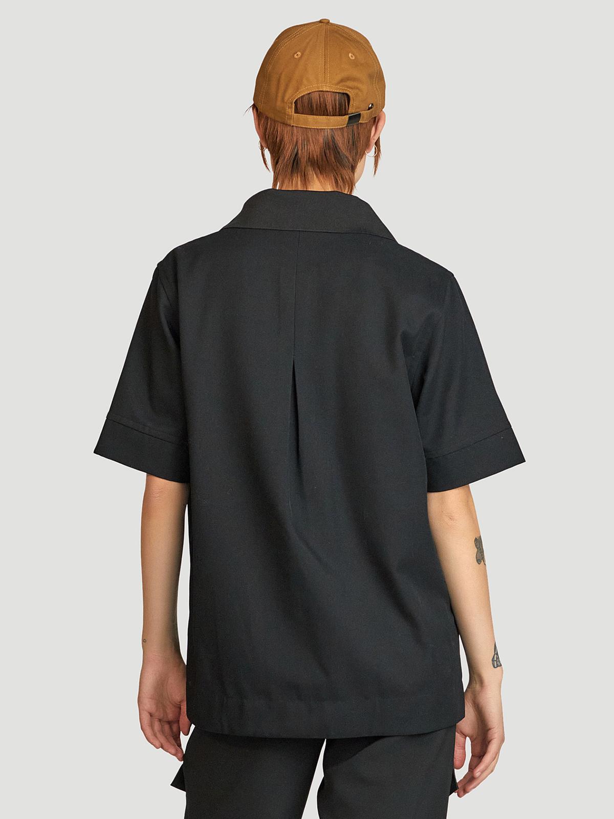 Melancholy Shirt  Black 3