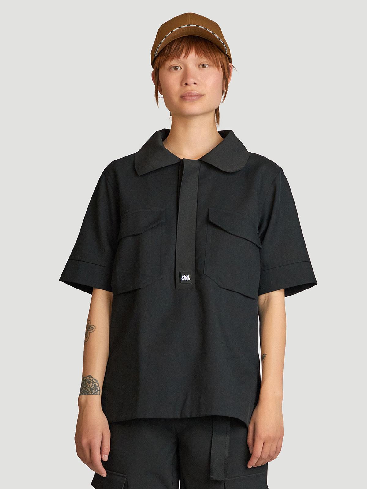 Melancholy Shirt  Black 0