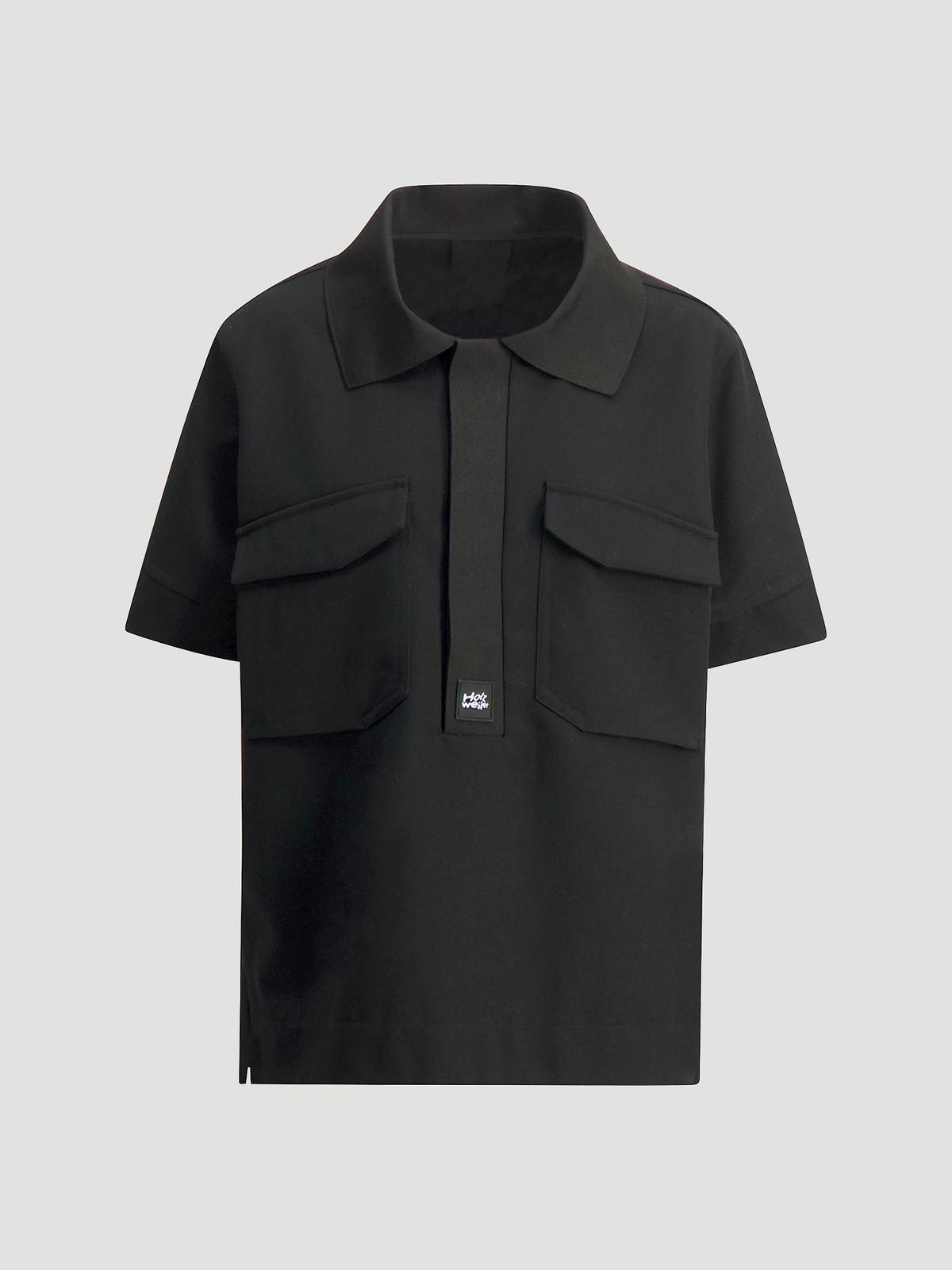 Melancholy Shirt  Black 5