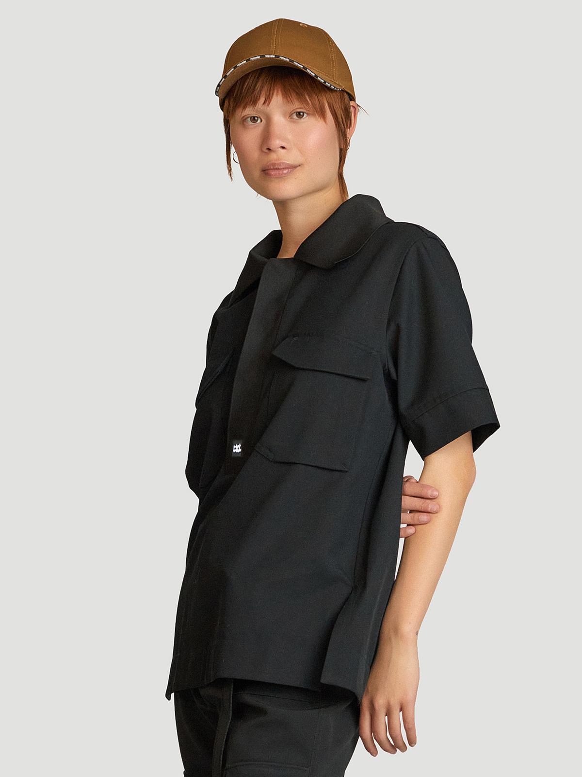 Melancholy Shirt  Black 2