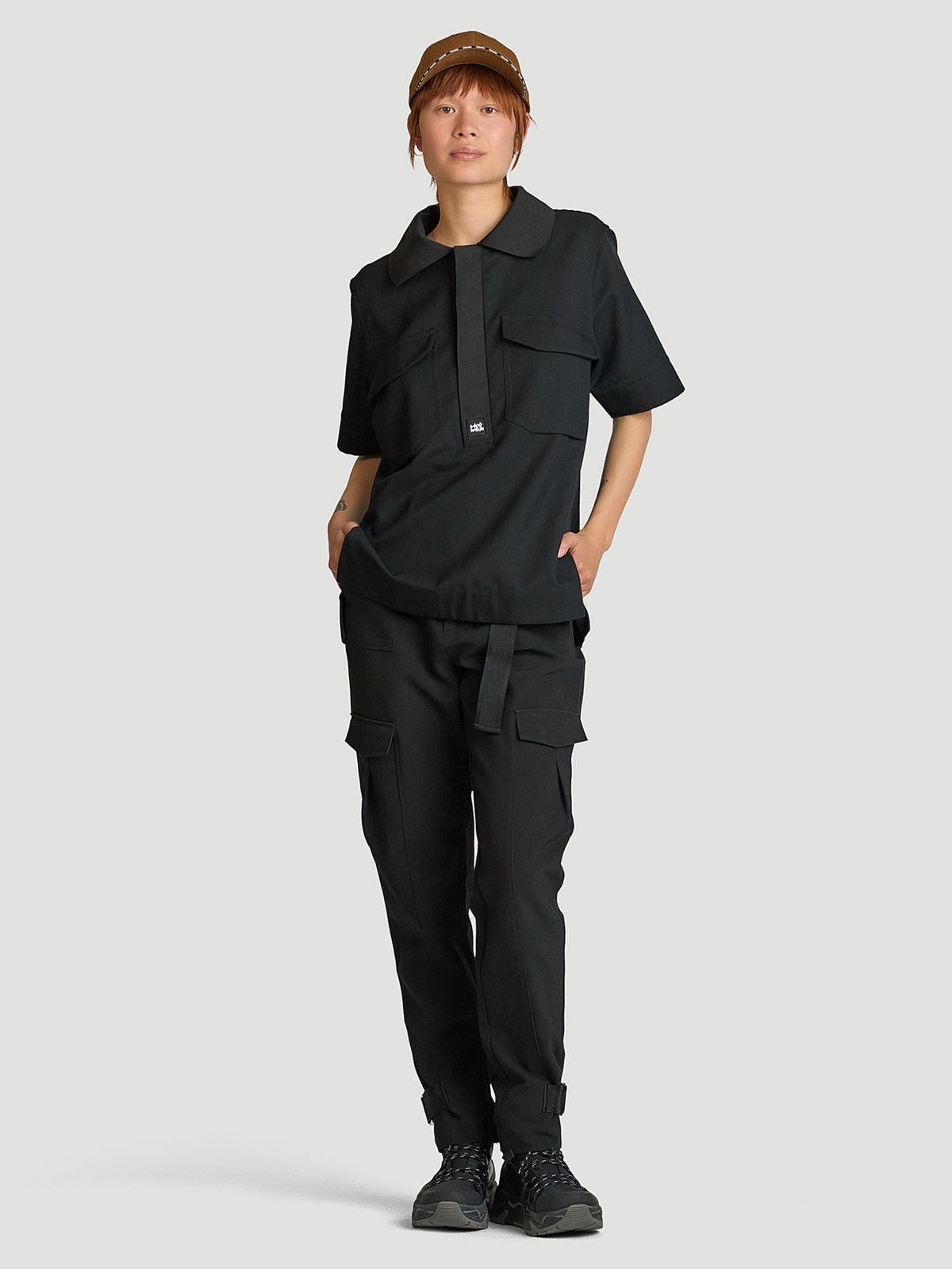 Melancholy Shirt  Black 1