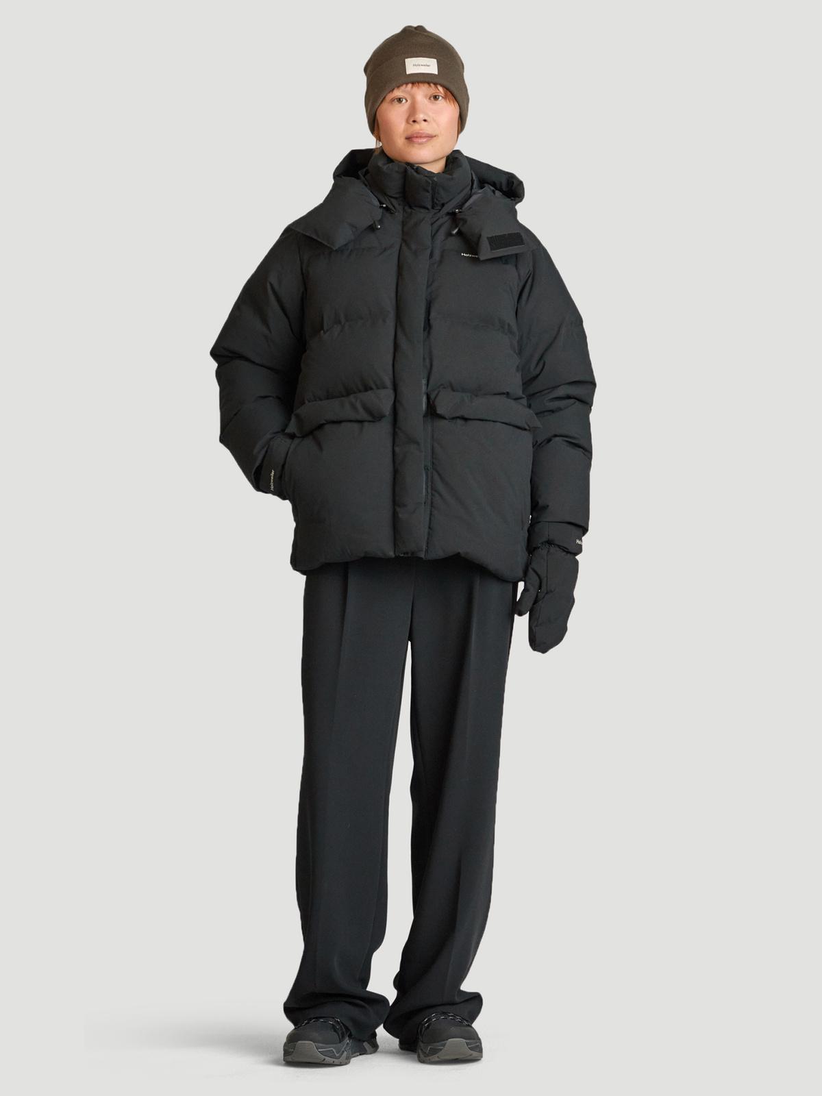 Besseggen Down Jacket Black 0