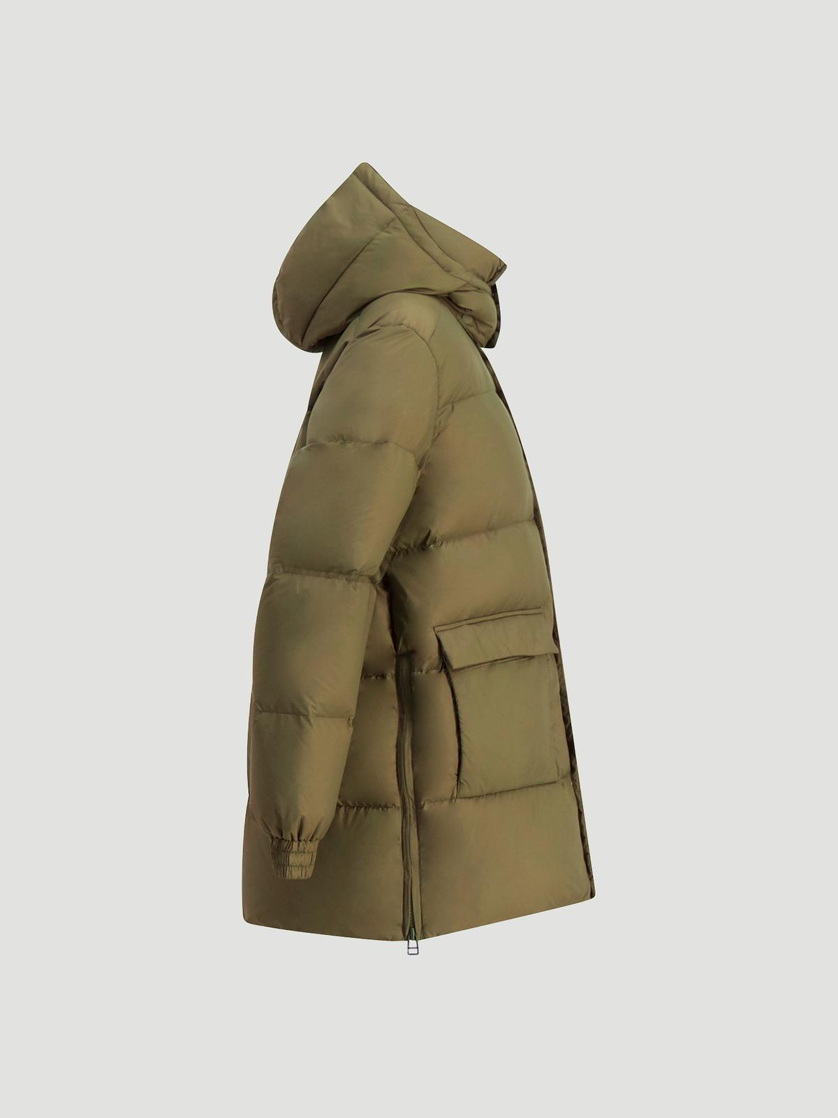 Sol Down Jacket Army 5