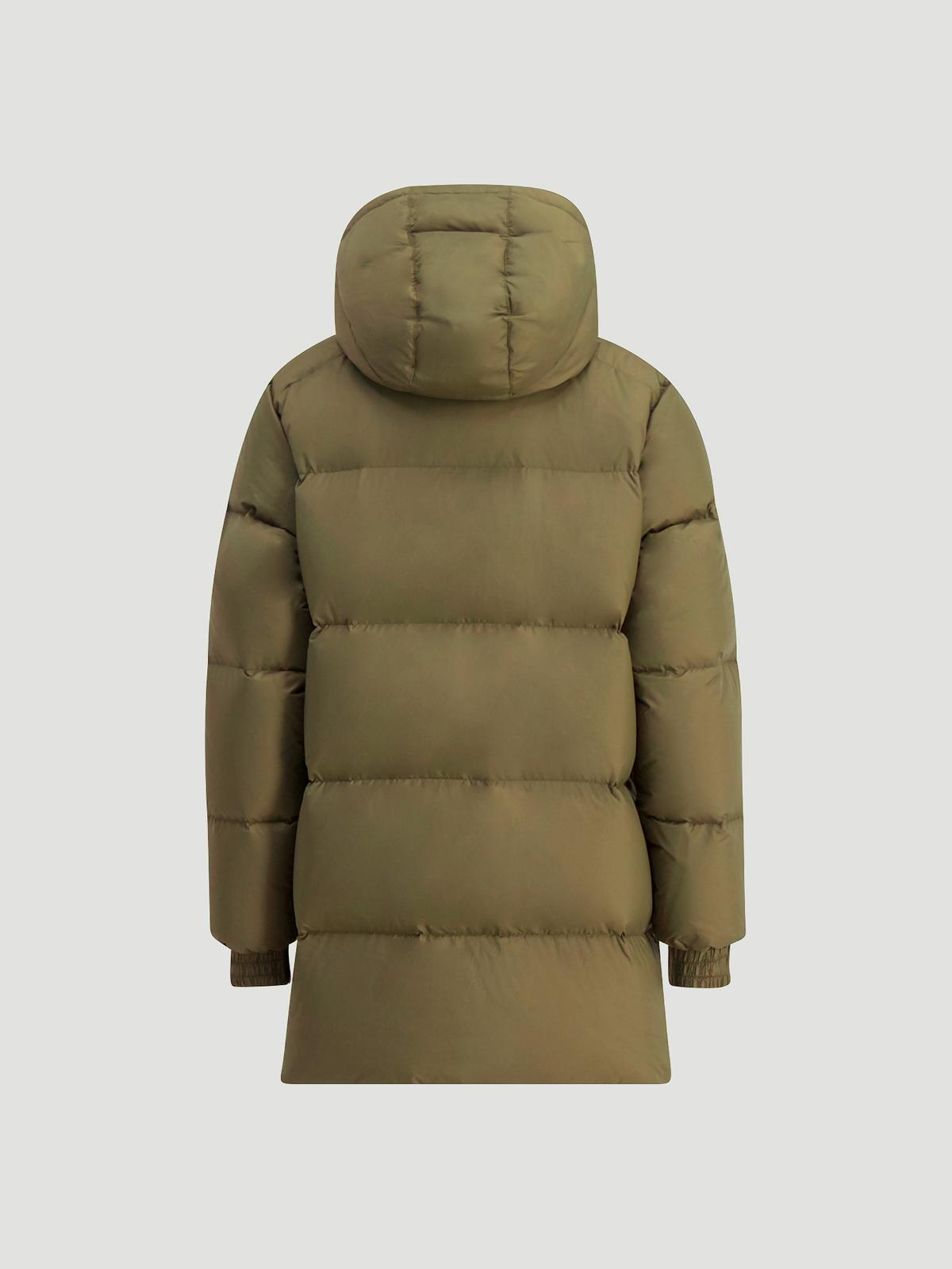 Sol Down Jacket Army 6