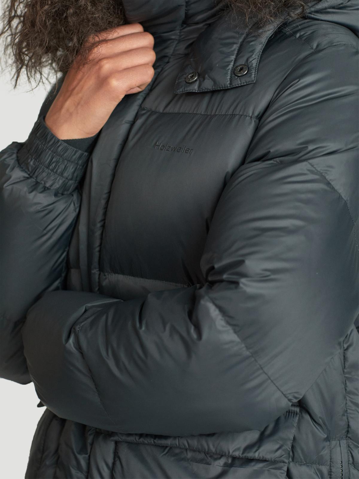 Sol Down Jacket Black 1