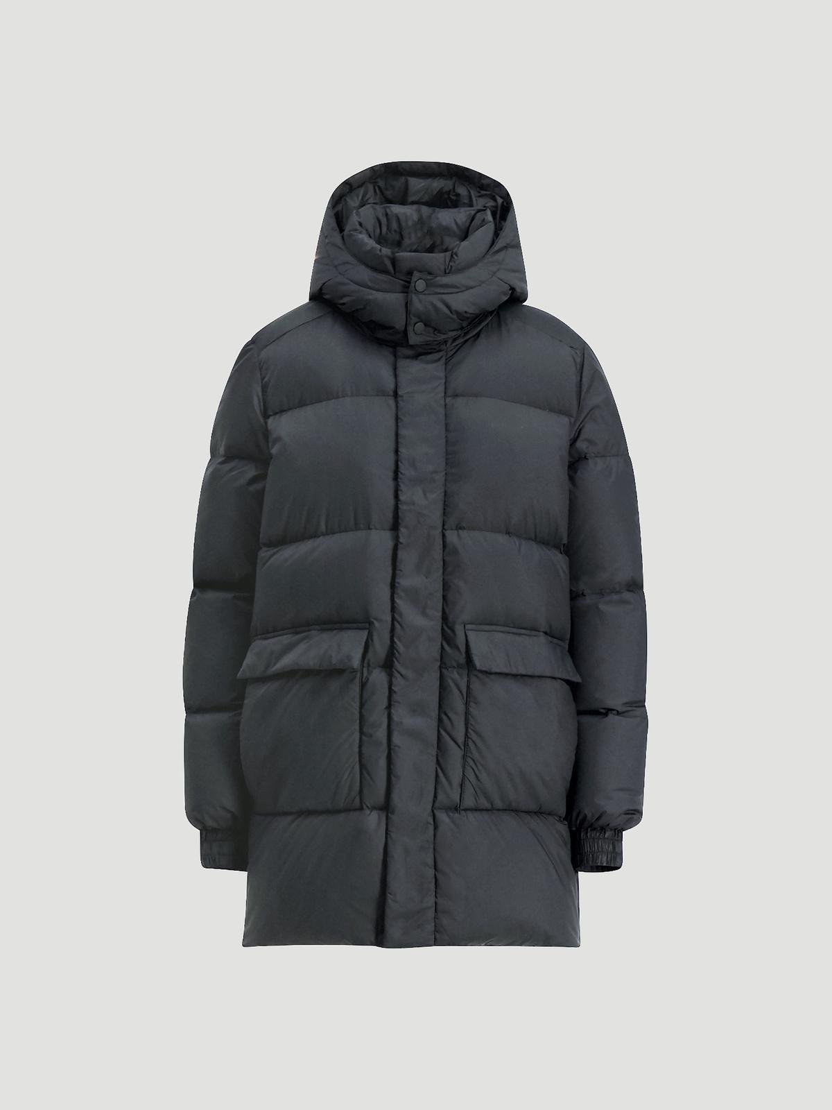 Sol Down Jacket Black 4
