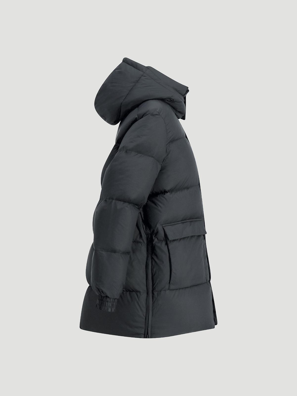 Sol Down Jacket Black 5