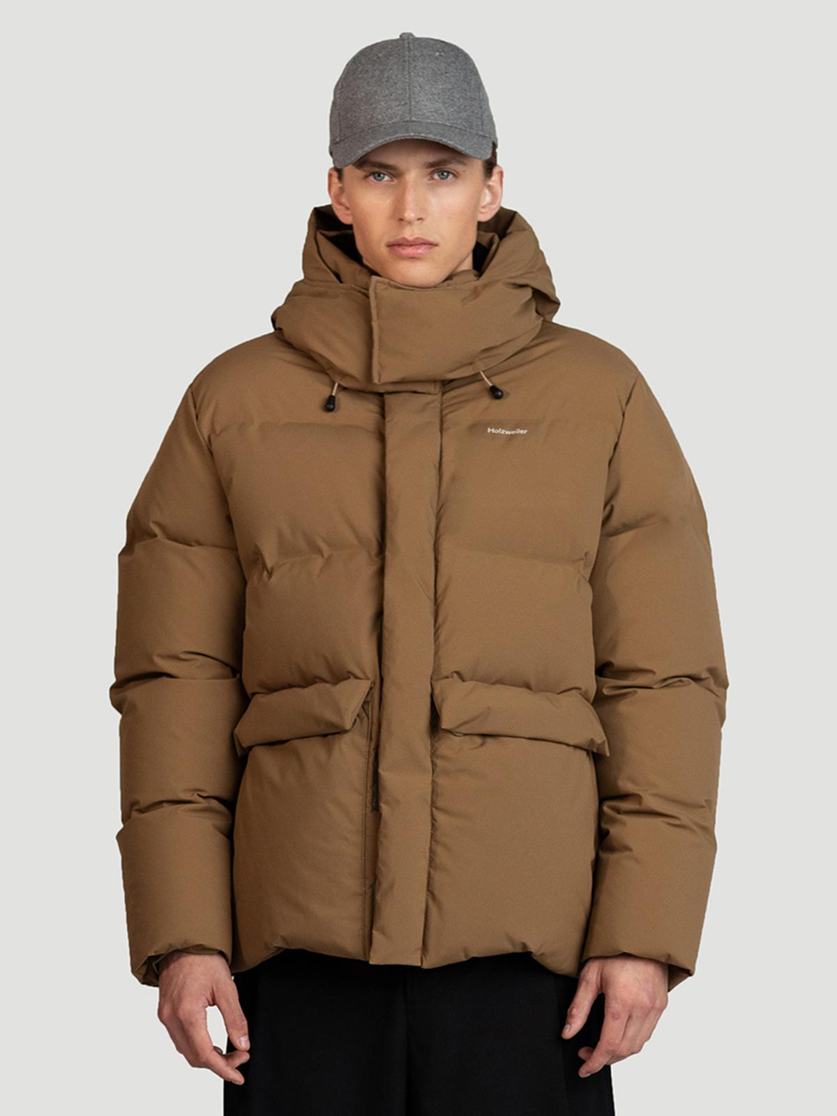 Dovre Down Jacket Lt. Brown 3