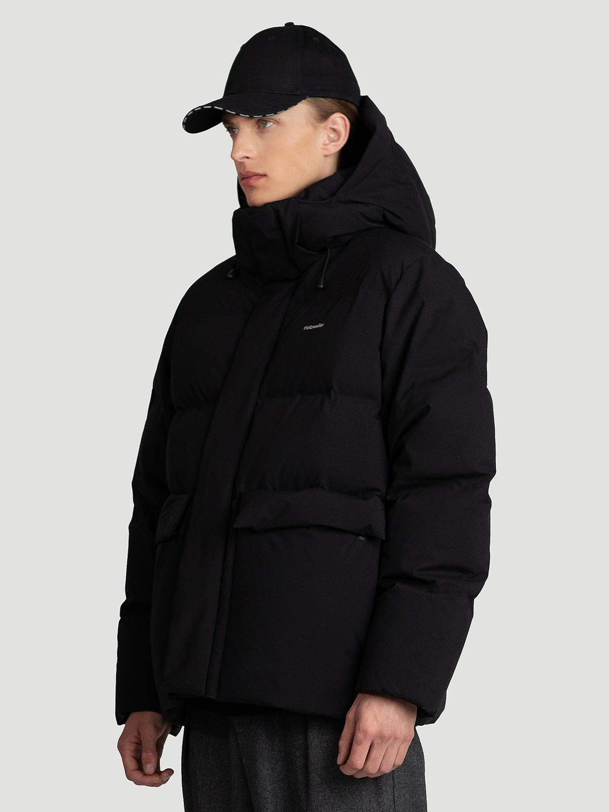 Dovre Down Jacket Black 3