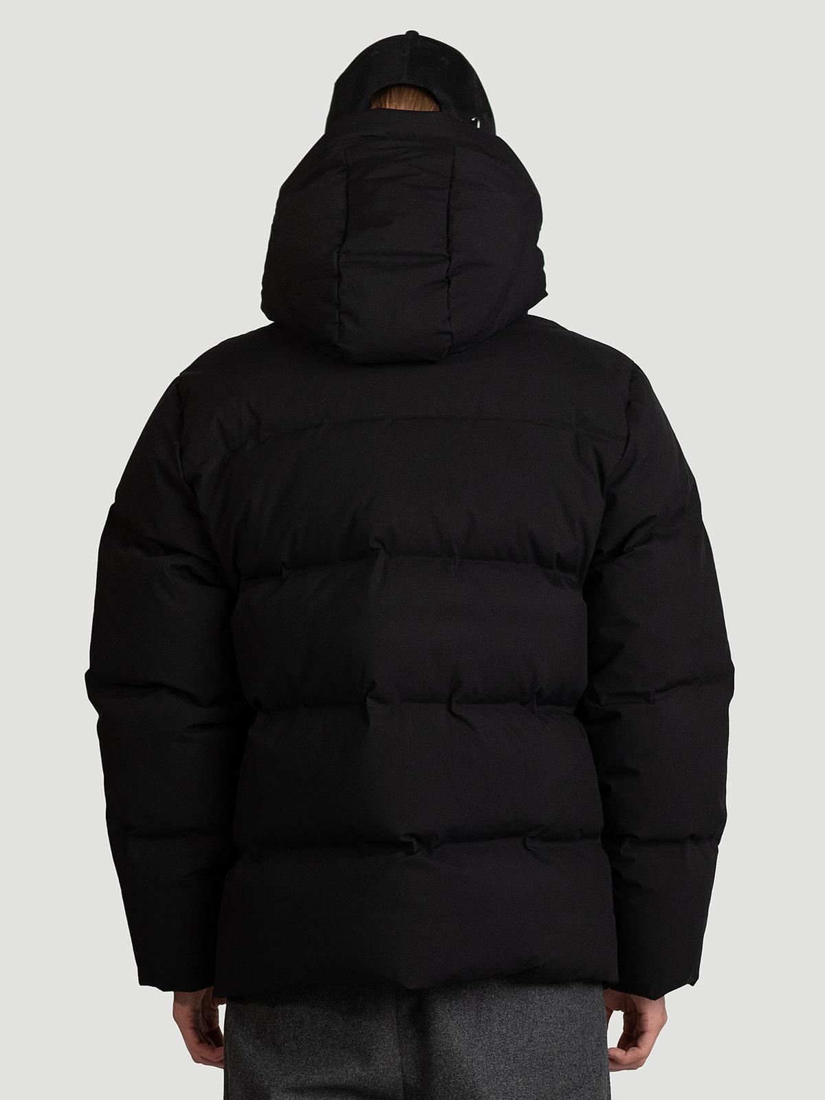 Dovre Down Jacket Black 4