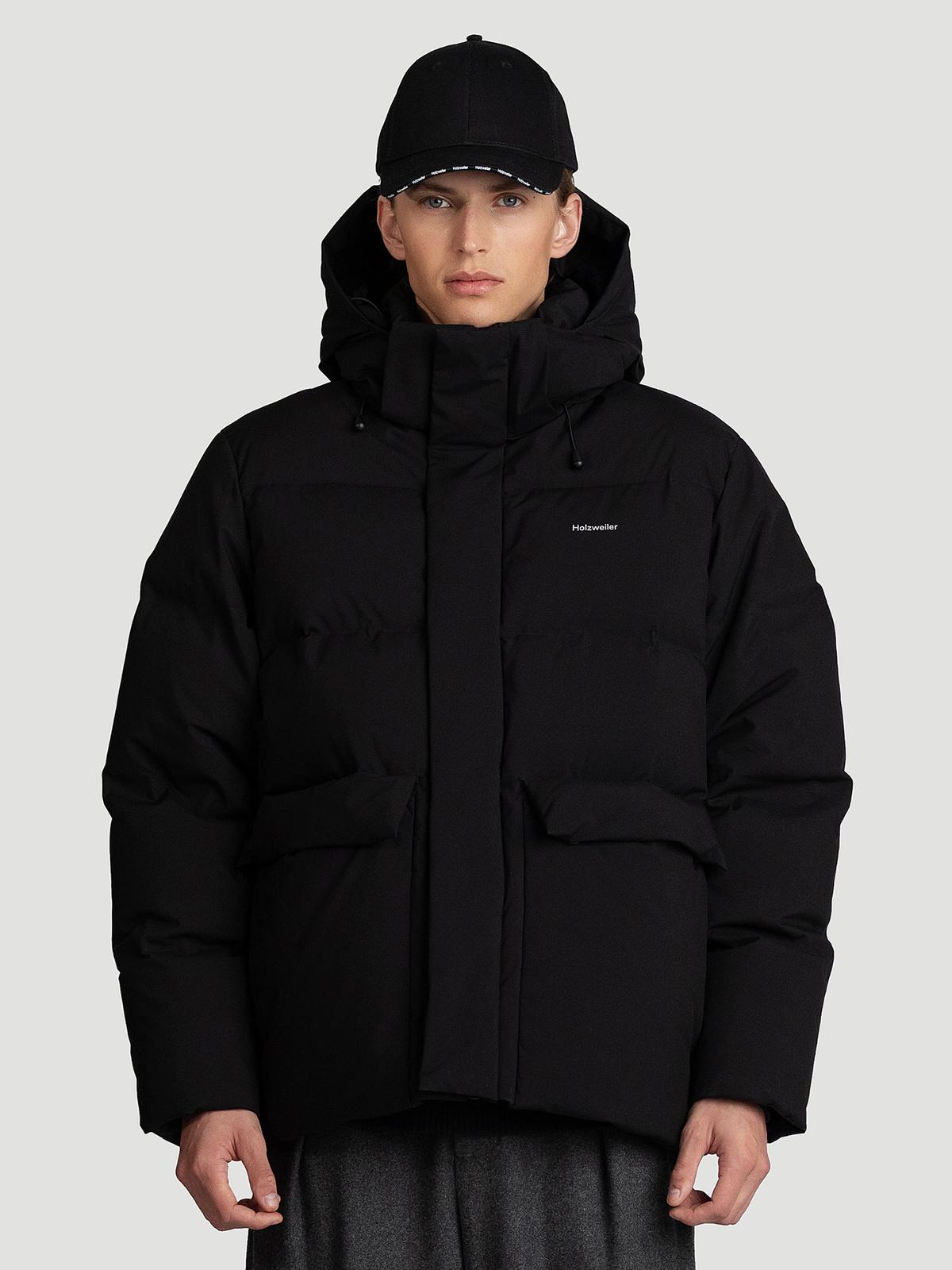 Dovre Down Jacket Black 2